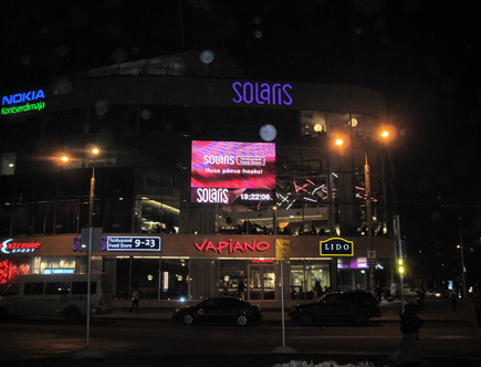 Solaris_LED